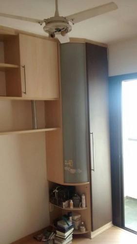 apartamento residencial à venda, mooca, são paulo. - ap1558