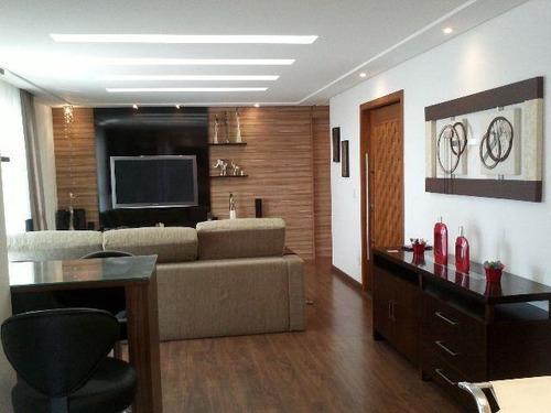apartamento residencial à venda, mooca, são paulo. - ap1563