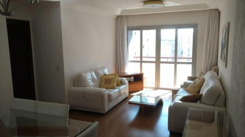 apartamento residencial à venda, mooca, são paulo. - ap1585