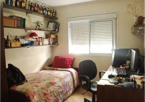 apartamento residencial à venda, mooca, são paulo. - ap1769