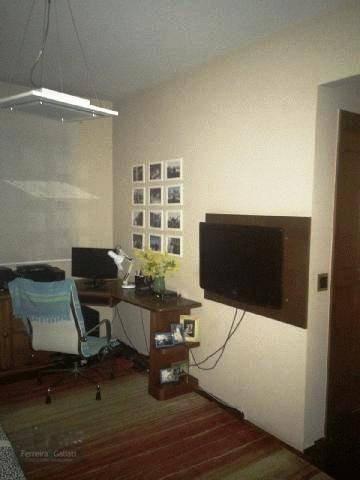 apartamento residencial à venda, mooca, são paulo. - ap1861
