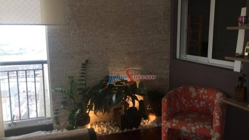 apartamento residencial à venda, mooca, são paulo. - ap2305