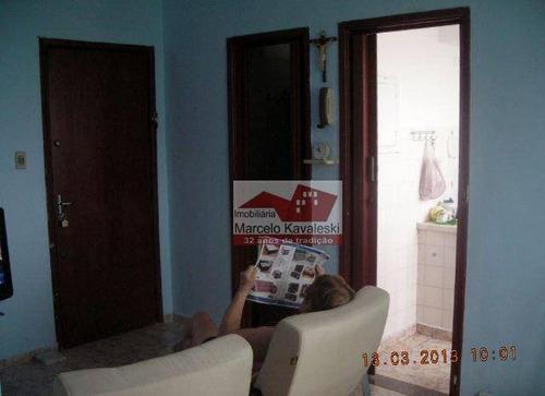 apartamento residencial à venda, mooca, são paulo. - ap3525