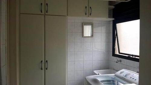 apartamento residencial à venda, mooca, são paulo. - ap3810