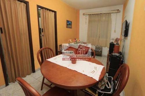 apartamento residencial à venda, mooca, são paulo. - ap5202