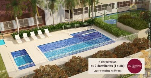 apartamento residencial à venda, moóca, são paulo. - codigo: ap2479 - ap2479