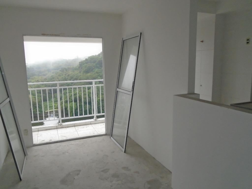 apartamento residencial à venda, morro de nova cintra, santos. - ap3413