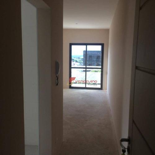 apartamento residencial à venda, morumbi, piracicaba. - ap0514