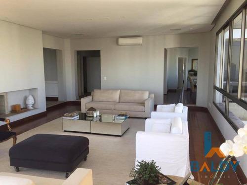 apartamento residencial à venda, morumbi, são paulo. - ap0037