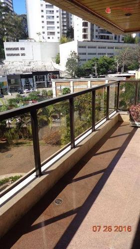 apartamento residencial à venda, morumbi, são paulo - ap1259. - ap1259