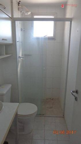 apartamento residencial à venda, morumbi, são paulo - ap1750. - ap1750