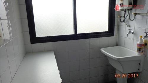 apartamento residencial à venda, morumbi, são paulo - ap1865. - ap1865