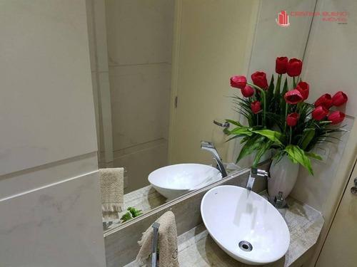 apartamento residencial à venda, morumbi, são paulo - ap1924. - ap1924