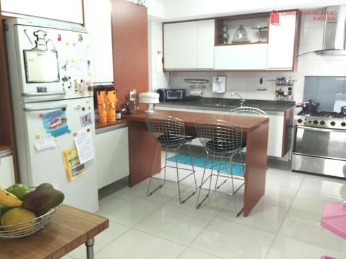apartamento residencial à venda, morumbi, são paulo - ap1977. - ap1977