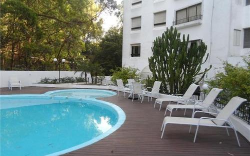 apartamento residencial à venda, morumbi, são paulo - ap2040.
