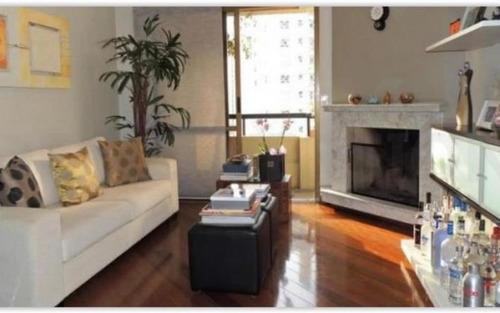 apartamento residencial à venda, morumbi, são paulo - ap2359.