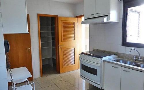 apartamento residencial à venda, morumbi, são paulo - ap2387.
