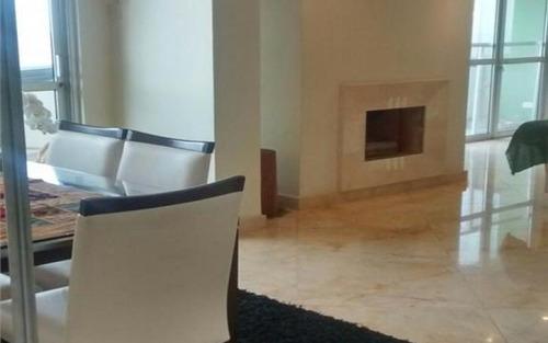 apartamento residencial à venda, morumbi, são paulo - ap2441.