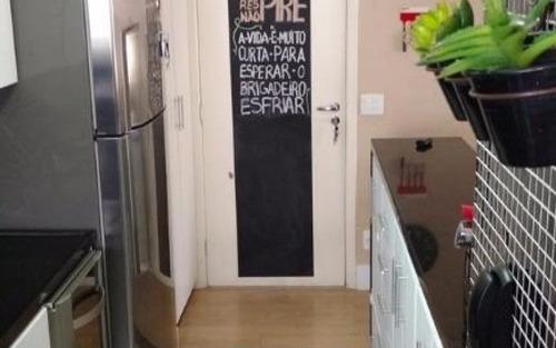 apartamento residencial à venda, morumbi, são paulo - ap2637.