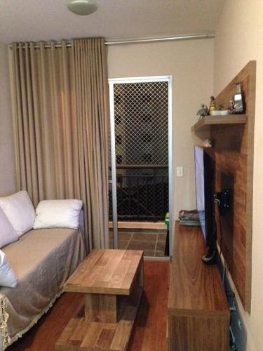 apartamento  residencial à venda, morumbi, são paulo. - ap2924