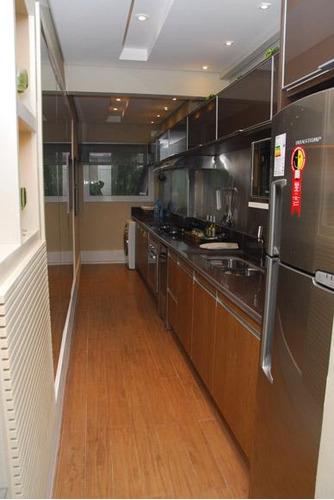 apartamento residencial à venda, morumbi, são paulo. - codigo: ap0075 - ap0075
