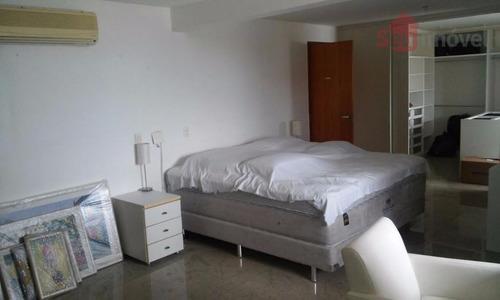 apartamento residencial à venda, mucuripe, fortaleza. - ap0882