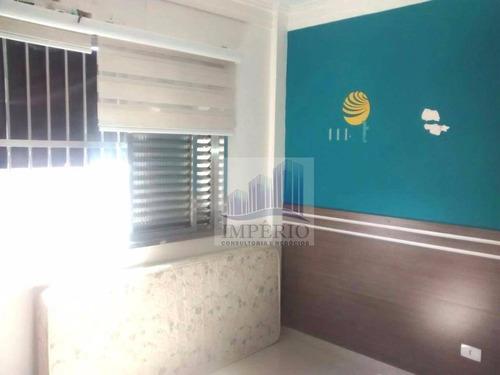 apartamento residencial à venda no centro de praia grande, boqueirão. - ap0136