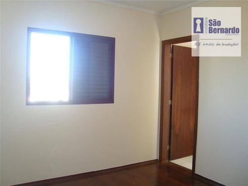 apartamento residencial à venda, nossa senhora de fátima, americana. - ap0186