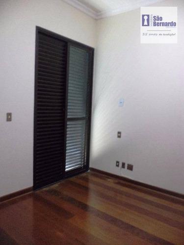 apartamento residencial à venda, nossa senhora de fátima, americana. - ap0484