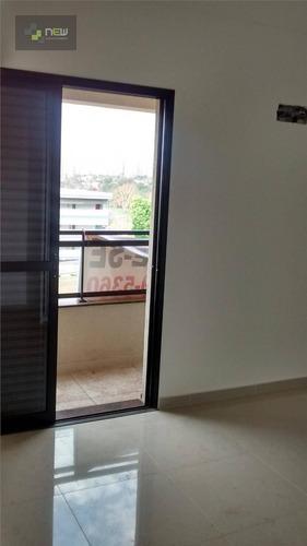 apartamento residencial à venda, nova aliança, ribeirão preto. - ap0414