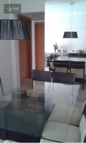 apartamento  residencial à venda, nova aliança, ribeirão preto. - ap0603