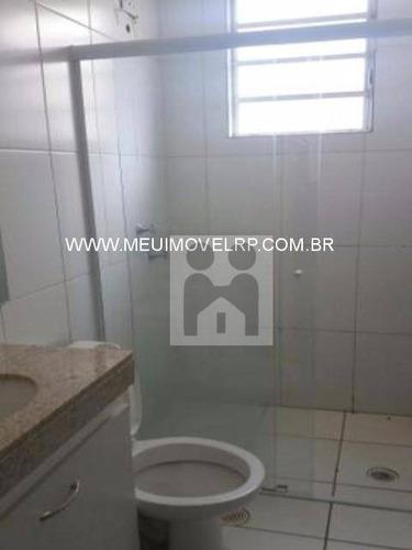 apartamento residencial à venda, nova aliança, ribeirão preto - ap0607. - ap0607