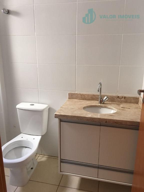apartamento residencial à venda, nova aliança, ribeirão preto. - ap0743