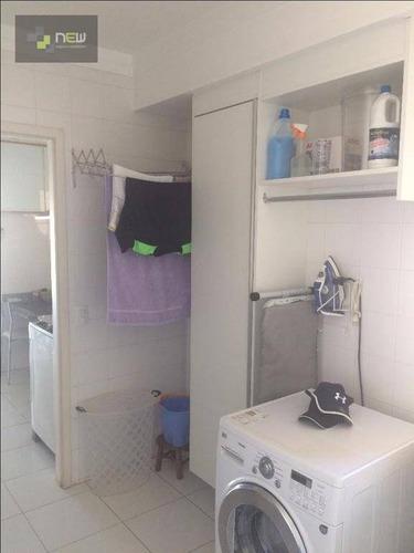 apartamento residencial à venda, nova aliança, ribeirão preto. - ap0763