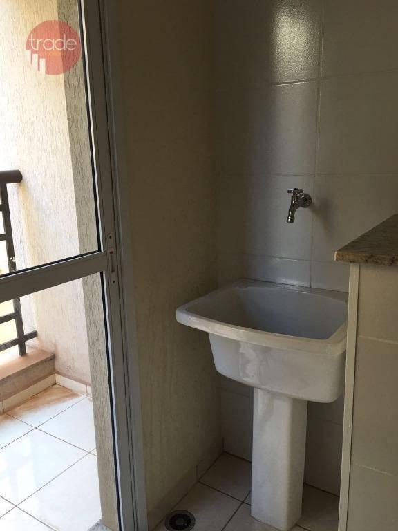 apartamento residencial à venda, nova aliança, ribeirão preto. - ap3344