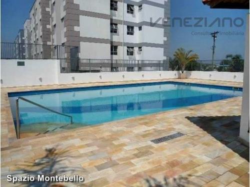 apartamento residencial à venda, nova américa, piracicaba. - ap0145