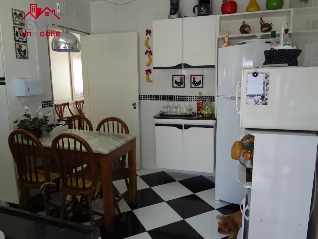 apartamento residencial à venda, nova campinas, campinas. - ap0330