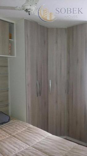 apartamento residencial à venda, nova campinas, campinas. - ap0661