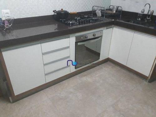apartamento residencial à venda, nova campinas, campinas. - ap3445