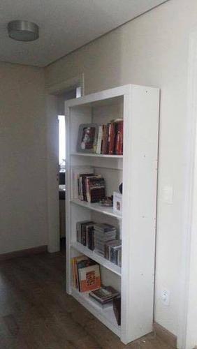 apartamento residencial à venda, nova campinas, campinas. - ap5097