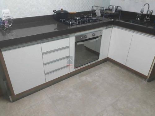 apartamento residencial à venda, nova campinas, campinas. - ap6216