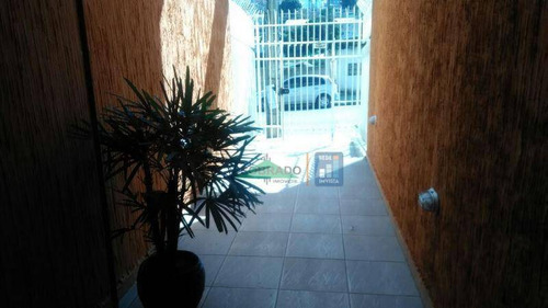 apartamento residencial à venda, nova granada, belo horizonte. - ap1688