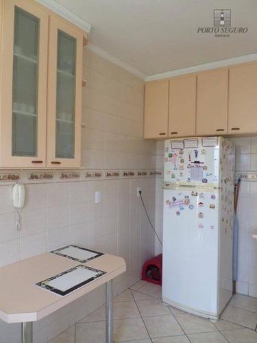 apartamento residencial à venda, nova odessa. - ap0137