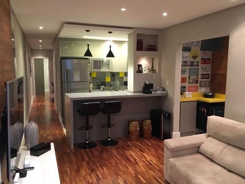 apartamento residencial à venda, novo osasco, osasco