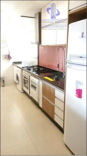 apartamento residencial à venda, ortize , valinhos. - ap0679