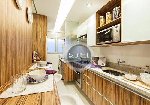 apartamento residencial à venda, osasco, são paulo. - ap0299