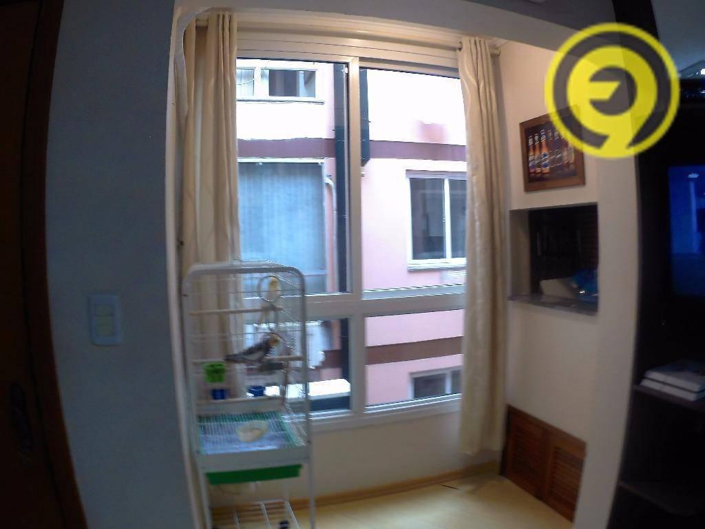 apartamento residencial à venda, ouro branco, novo hamburgo. - ap0085