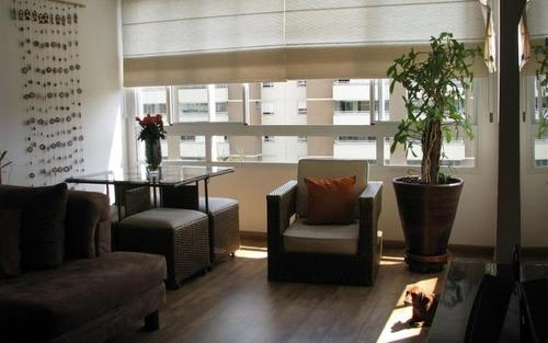 apartamento residencial à venda, panamby, são paulo - ap2206.