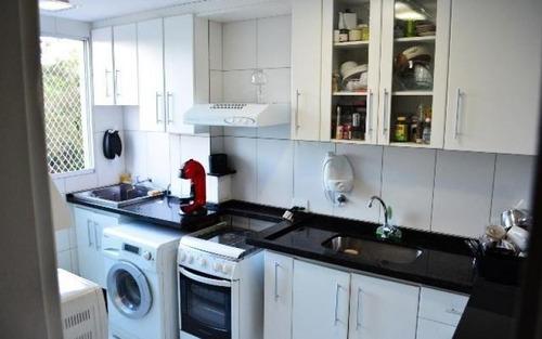 apartamento residencial à venda, panamby, são paulo - ap2279.