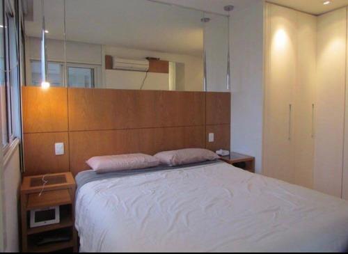 apartamento residencial à venda, panamby, são paulo. - ap3042